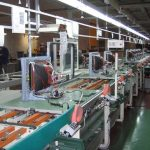 elektronik sektörü konveyörü