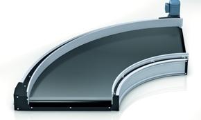90 Derece Dönüşlü PVC Bantlı Konveyör,konveyör,conveyor