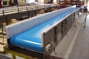Konveyör , Conveyor, PVC Bantlı Konveyör
